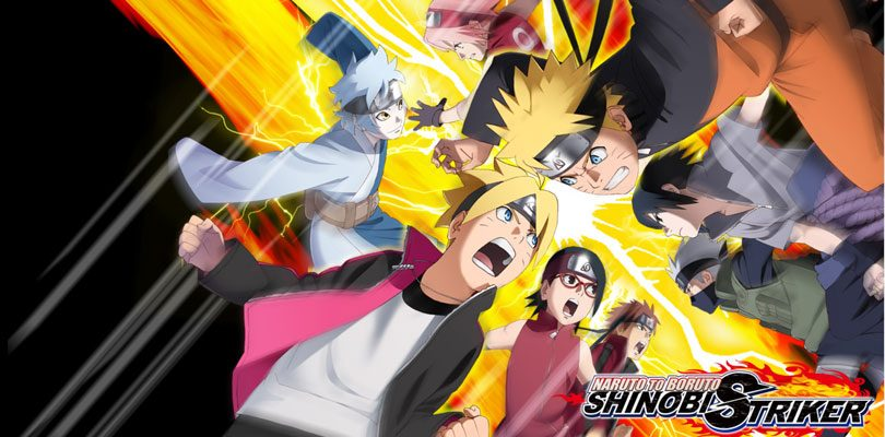 Open Beta Naruto To Boruto Shinobi Striker Les Players Du Dimanche