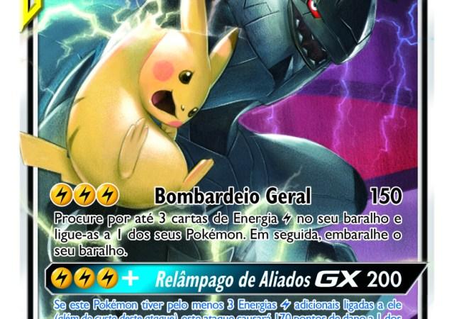 TAG TEAM Pokémon GX Pikachu Zekrom BRPT JPG