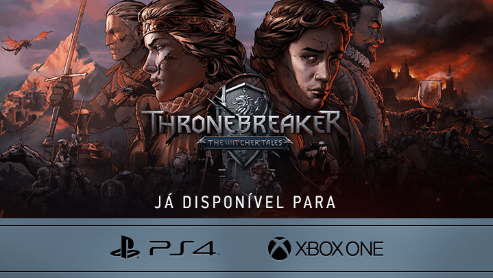 thronebreaker ps4