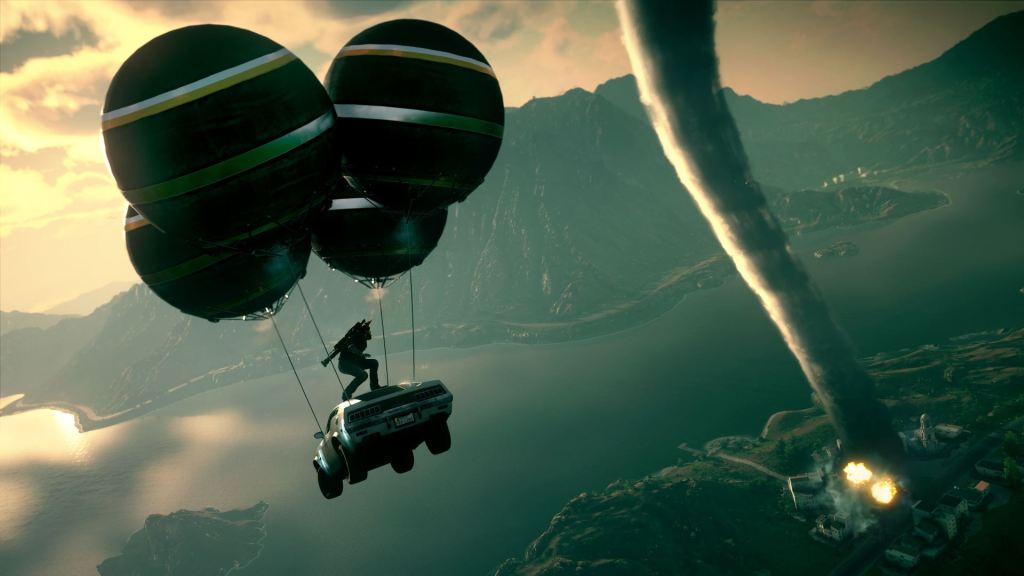 just cause 4 screenshot pc