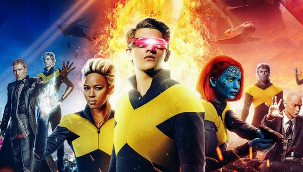 x men dark phoenix concept trailer
