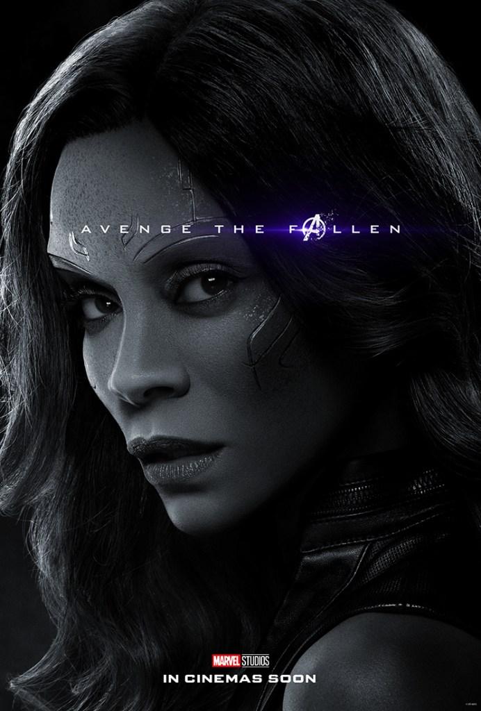28 MLOU2 AvengeHonorSeries 1Sht Gamora