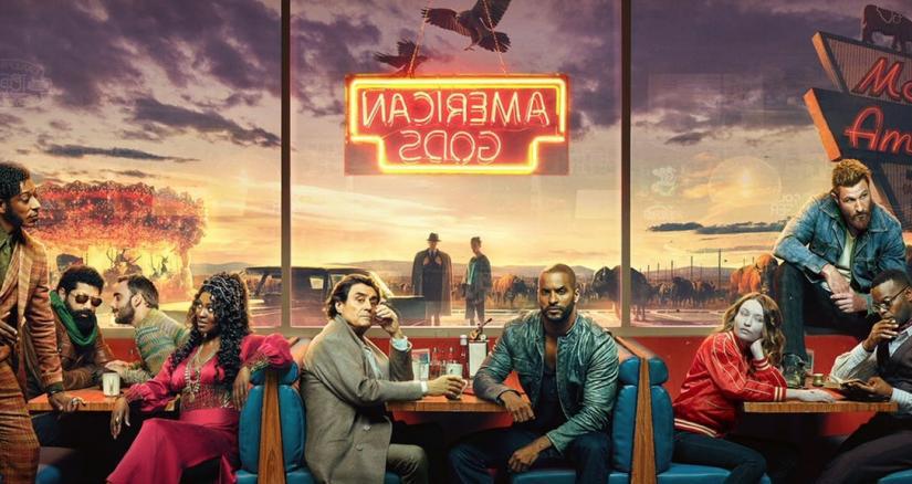 american gods season 2 release date trailer cast news