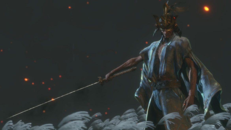 Sekiro Isshin the Sword Saint