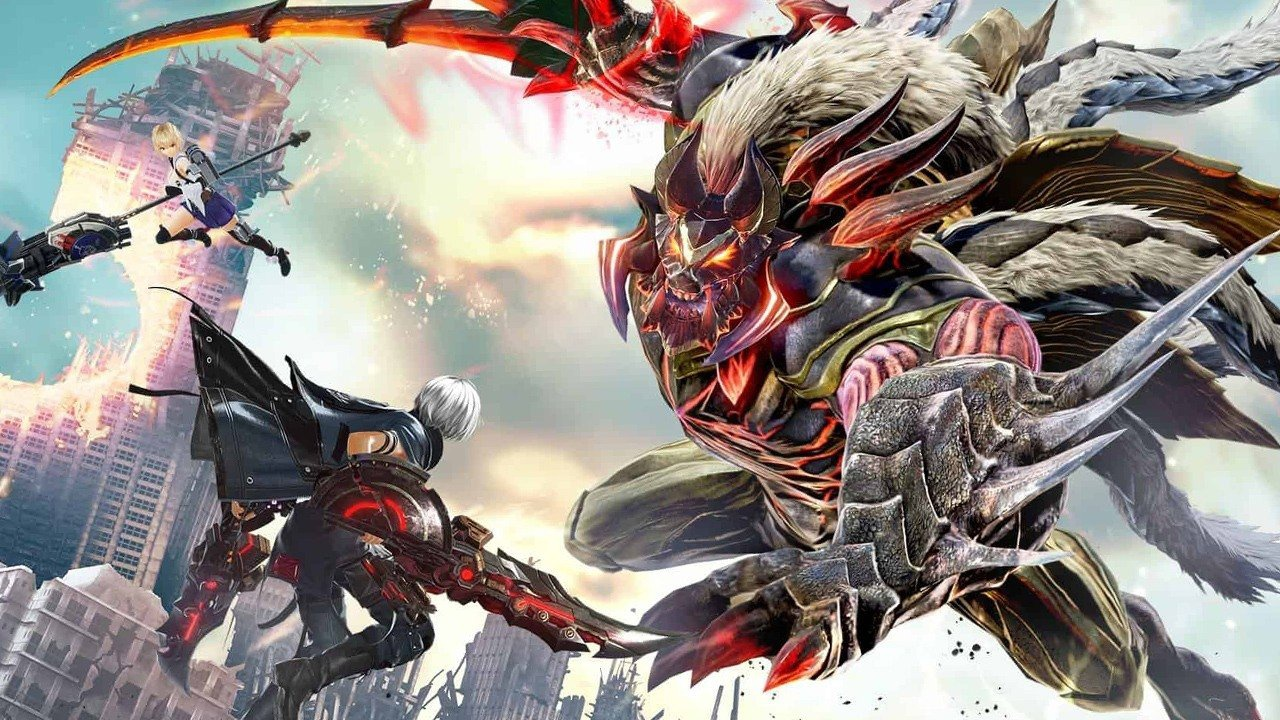 god eater 3 review r3w6