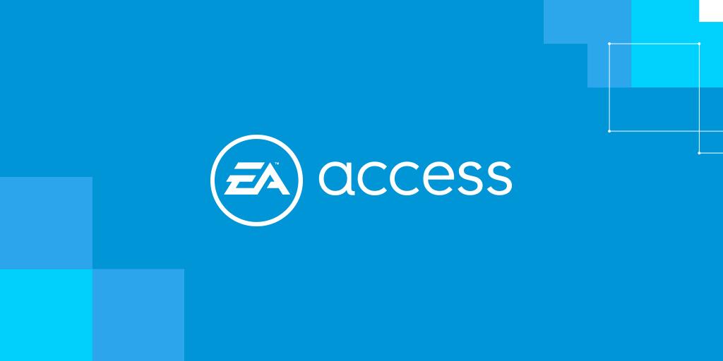 EA Access Logo Azulada 1