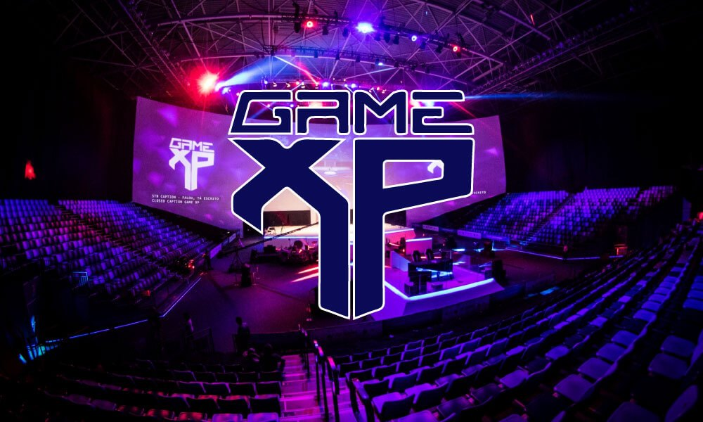 game xp esta chegando evento com a maior tela de games do mundo 01