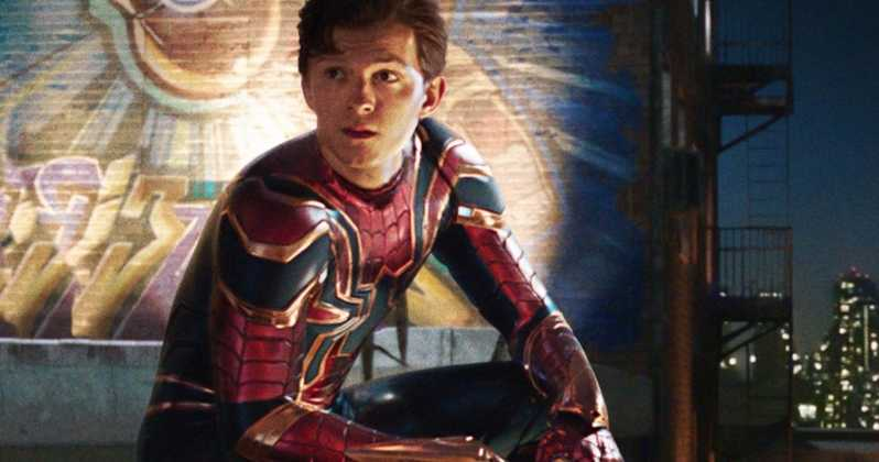 Spider Man Far From Home Poster Iron Man