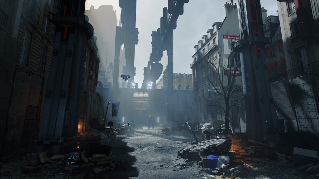 ROW wolfenstein youngblood victory env