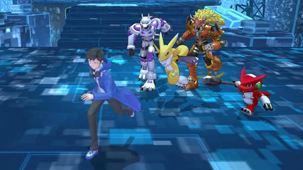 ' Digimon Story Hackers memories '