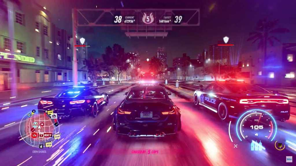 need for speed heat gameplay screenshots