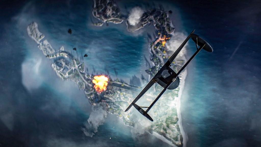 Wake Island BFV