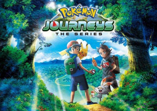 pokemon journeys series anime