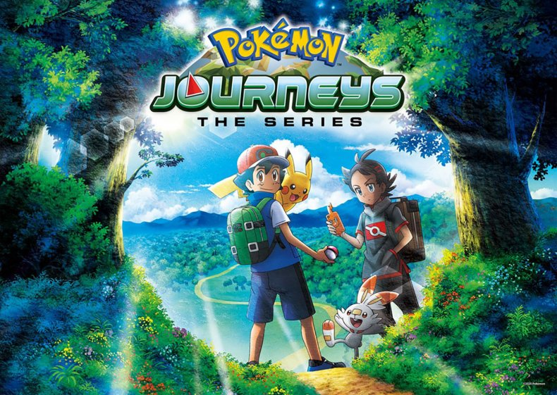 pokemon journeys series anime