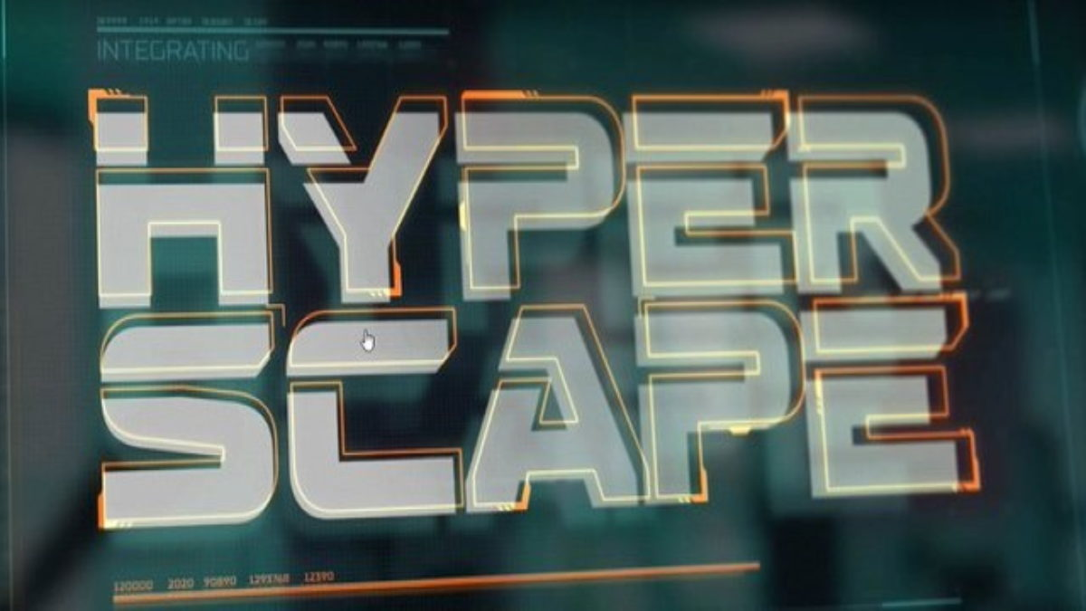 Hyper Scape rszd