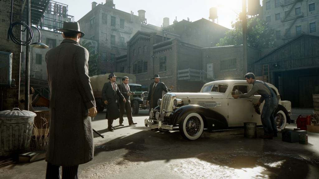 Mafia Announce Screenshot Salieri Yard