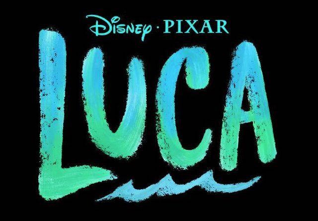 disney pixar animação luca