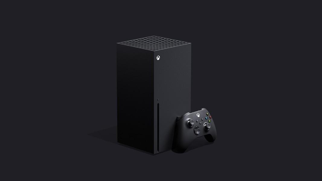 xbox series x home