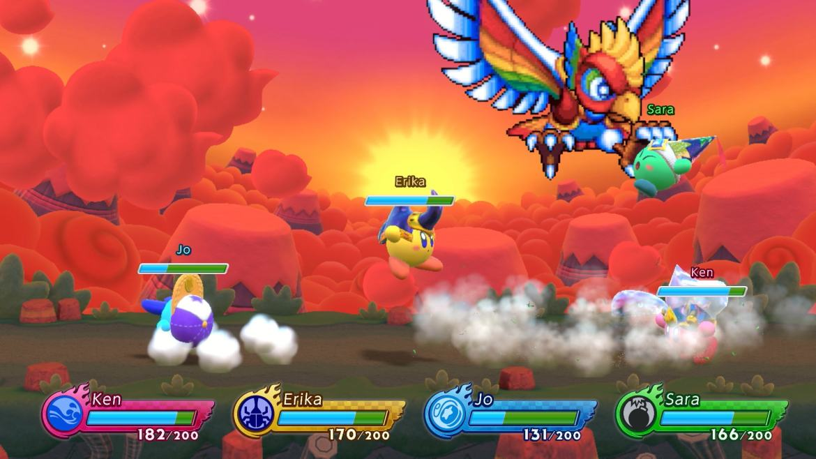 kirby fighters 3