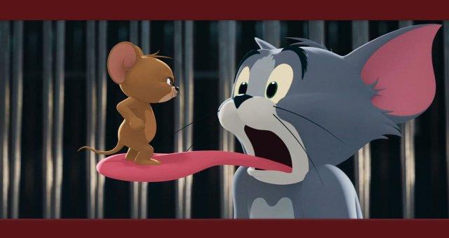 Assista ao primeiro trailer de Tom Jerry o filme da classica animacao legadoplus