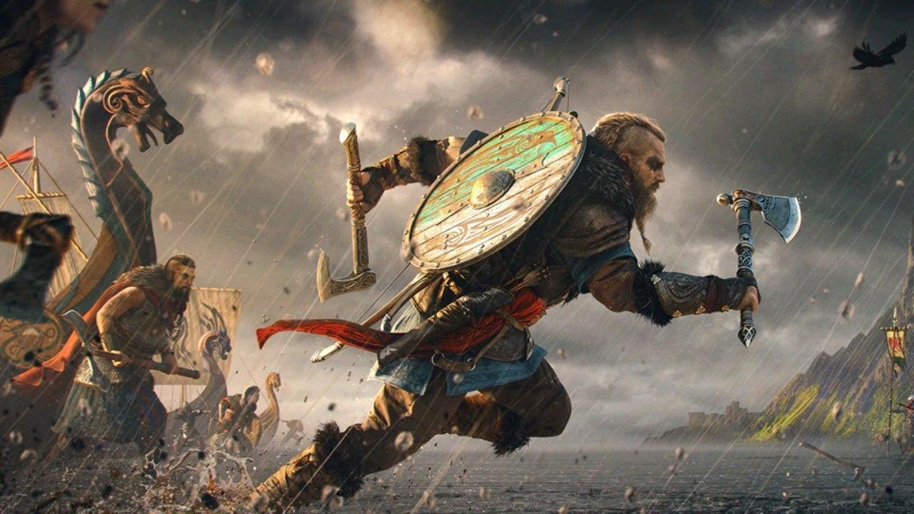assassins creed valhalla gameplay trailer reveals sieges 3yvt