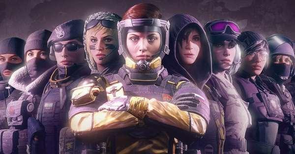 Circuito Feminino de Rainbow Six Siege 2020