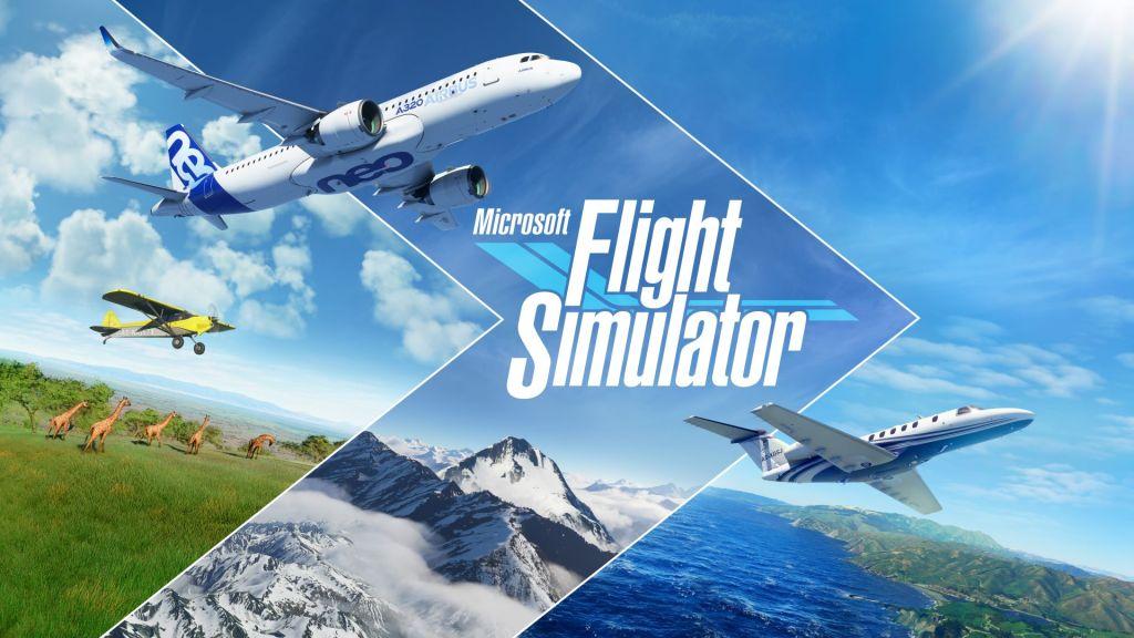 MicrosoftFlightSimulator KeyArt Hero