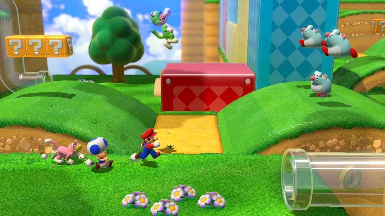 Super Mario 3D World Bowsers Fury 1