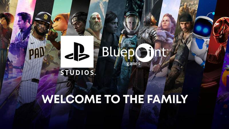 bluepoint games sony 1