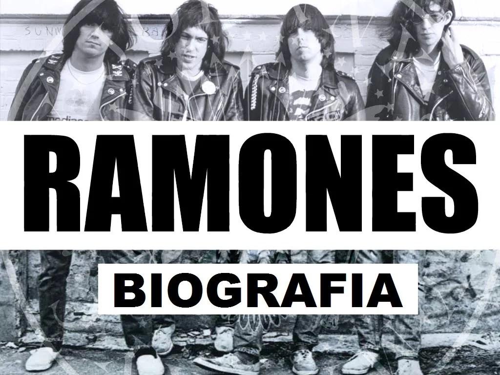 Biografia Ramones