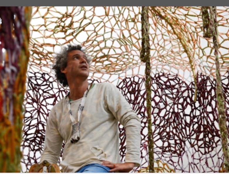Povo huni kuin do Acre inspira exposição na Pinacoteca de São Paulo