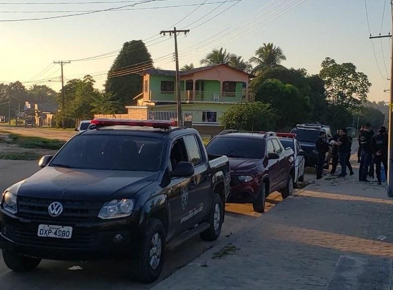 Cruzeiro do Sul: Sete pessoas são presas em ação conjunta das policias Civil e Militar