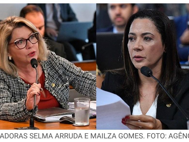 Dupla de senadoras bolsonaristas enrola-se na Justiça
