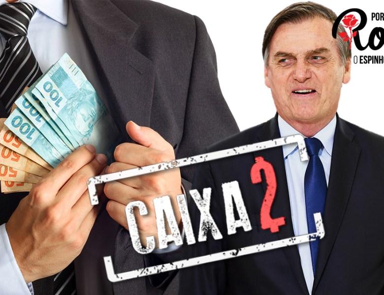Ex-assessor e planilha implicam Bolsonaro e ministro em caixa dois