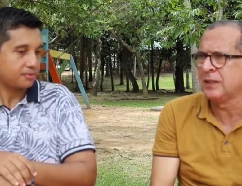 Samba e resistência no Beco sem Saída com Liguth