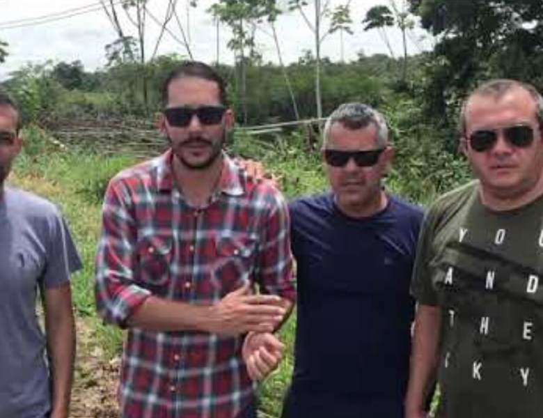 Professores da Ufac em Cruzeiro Sul pedem apoio de ribeirinhos para encontrar corpo de colega desaparecido no rio Juruá