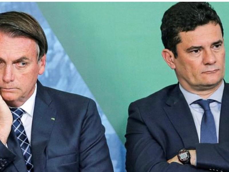 Moro pede demissão após troca na PF por Bolsonaro