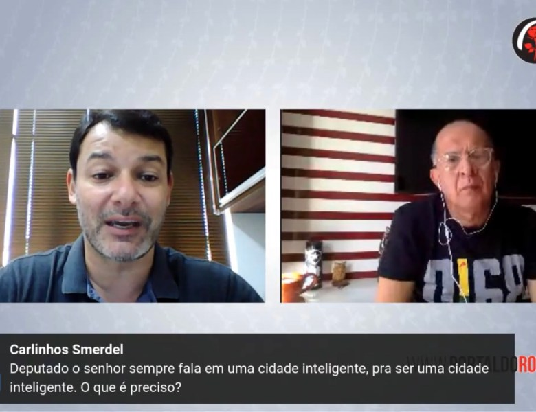 """""""O Estado do Acre tem dinheiro em caixa, só falta gestão e planejamento"""", afirma Roberto Duarte"""