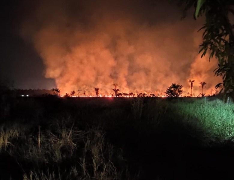 MPAC e MPF emitem recomendação ao governo do estado sobre queimadas e desmatamentos ilegais