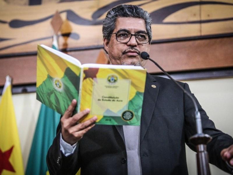 Edvaldo Magalhães defende aprovação imediata do decreto legislativo que susta atuação do Avancard no Acre