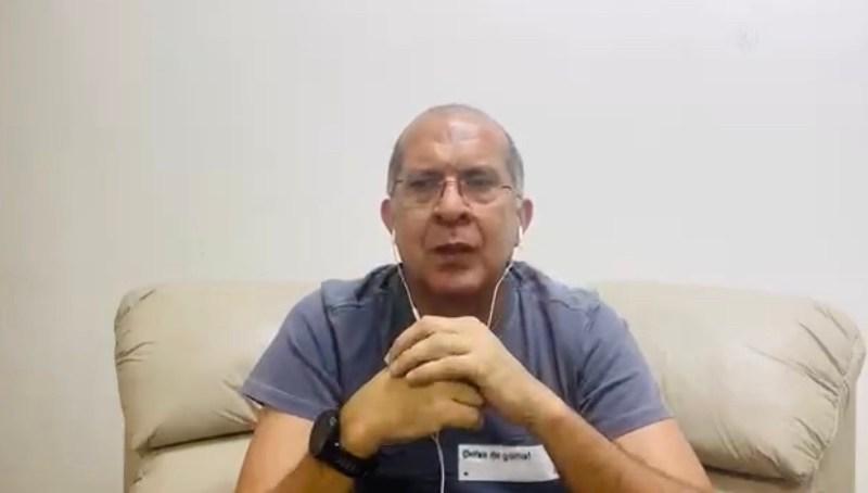 VÍDEO: Guerra entre Gladson e Rocha era prevista na novela da política