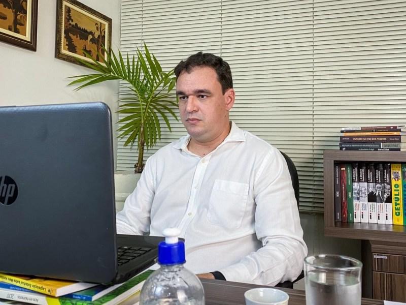 """""""Gladson Cameli está se tornando o governo que mais contratou sem licitação em toda história do Acre"""", afirma Daniel Zen"""