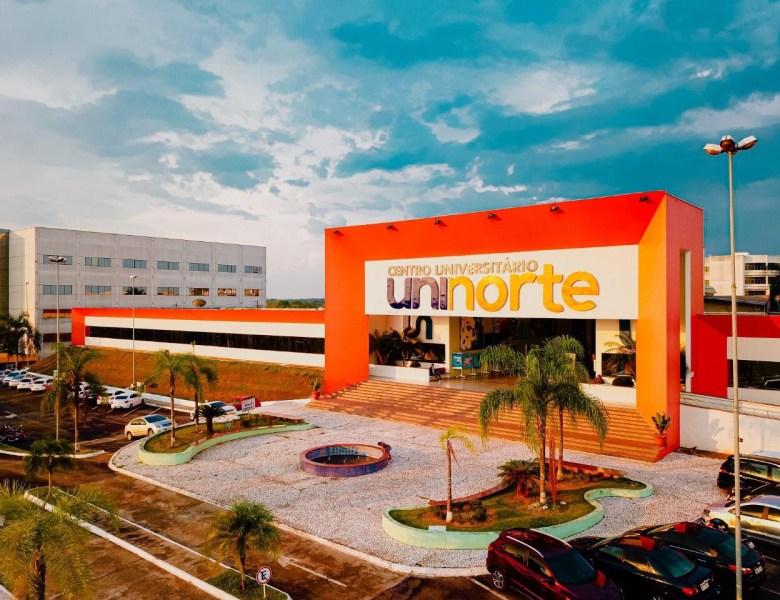 Cursos do Centro Universitário Uninorte obtêm conceito 4 no ENADE