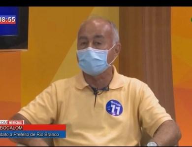 Não é surpresa o início das aulas presenciais no município: Bocalom declarou que faria isso em campanha