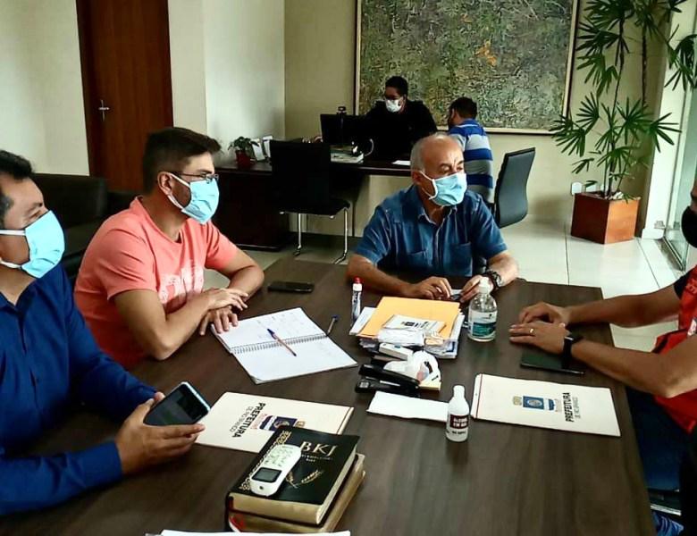 Está explicado porque Bocalom não viu o caos na cidade: ele fez cirugia nos olhos