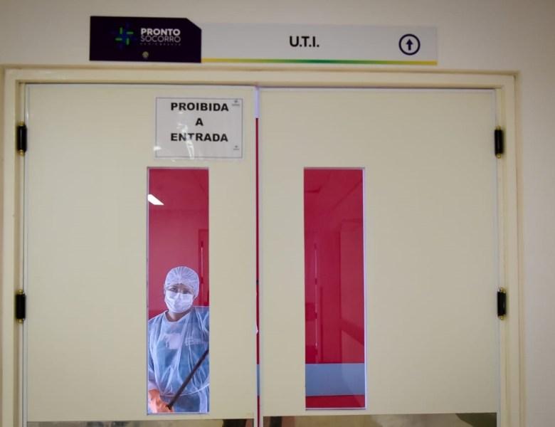 COLAPSO: Secretaria de Saúde diz que taxa de ocupação na capital é de 90% e de 100% no Juruá