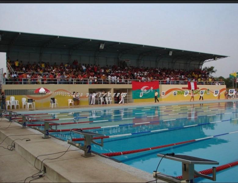 Salve a piscina olímpica Armando Nogueira