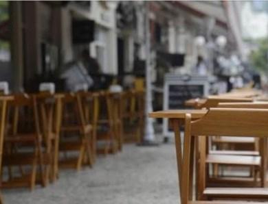 Abrasel estima que renovação de decreto mantendo fechamento de restaurantes pode gerar 10 mil desempregados