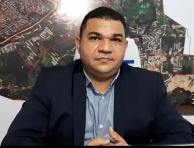 Vereador Fábio Araújo, do PDT,  é um dos alvos da Operação Contágio, desencadeada pela PF
