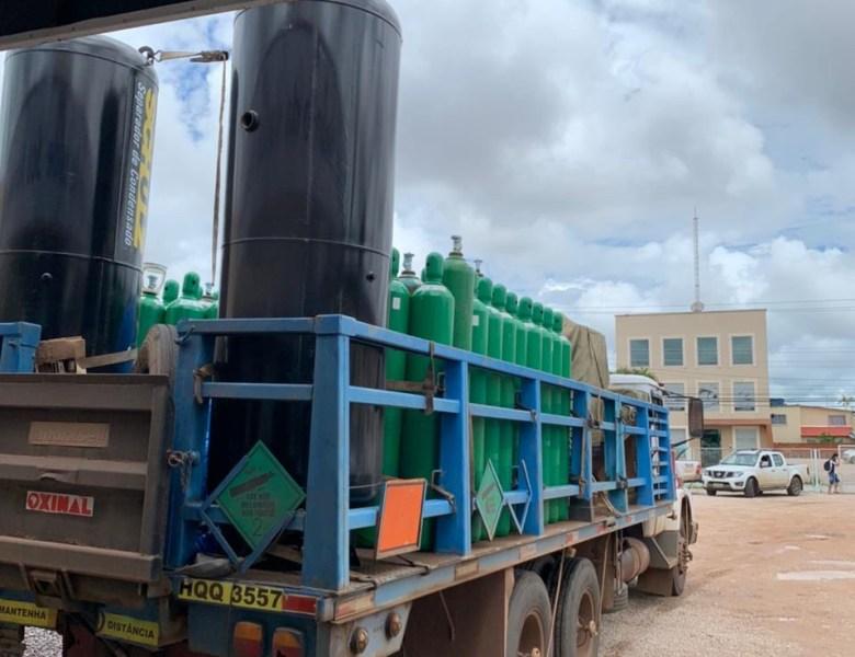 Ministério da Saúde aumenta quantidade de oxigênio medicinal para Rondônia e Acre*